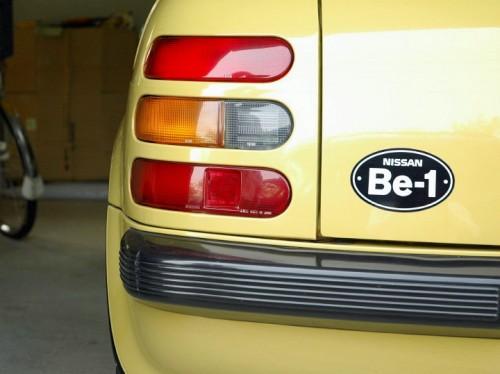 Be-1 テールランプ