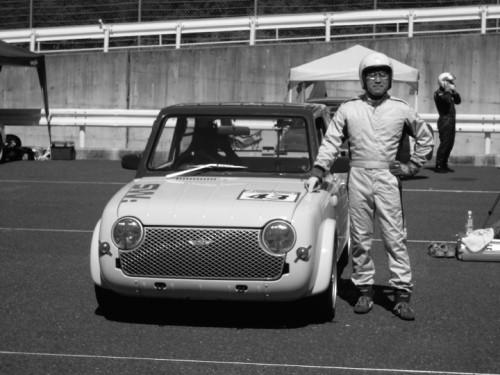 スピードウェルお抱えのテストドライバー