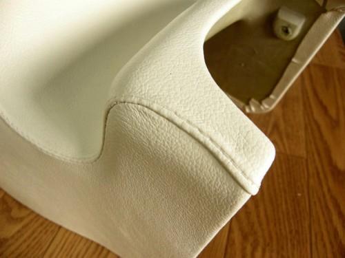 折り返し縫うプロダクト感は生地を張らないと生まれない