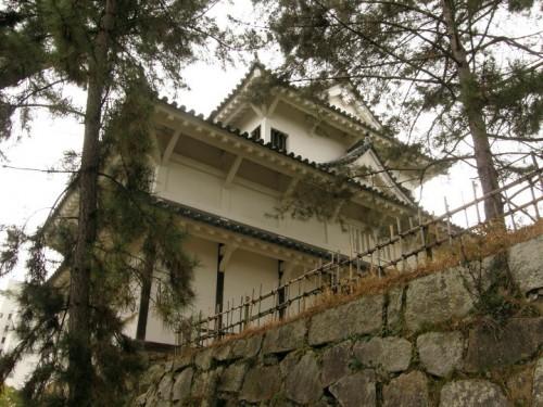 現存日本最古の櫓『伏見櫓』