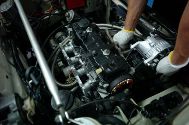 PAO レーシングエンジン MA11SW