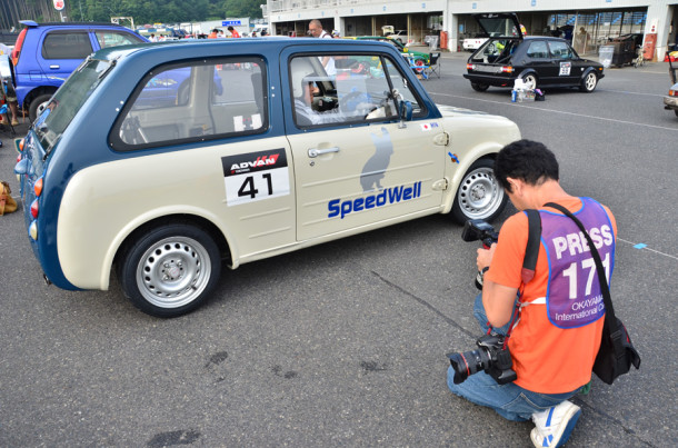 PAO レーシングカー