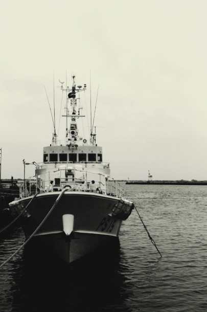 PS15 びざん型巡視船