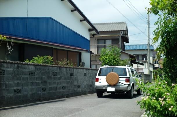 富士市の風景と共に