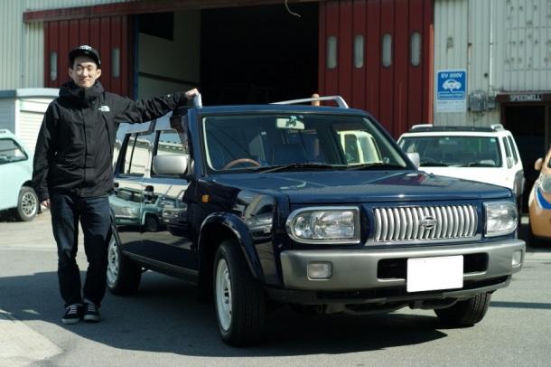 ラシーントラベラー納車おめでとうございます