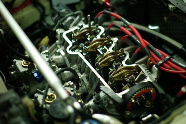 MA11SW型エンジン