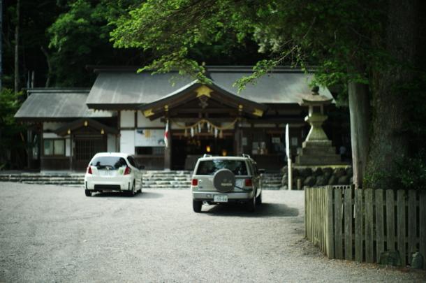 猿田彦の神社