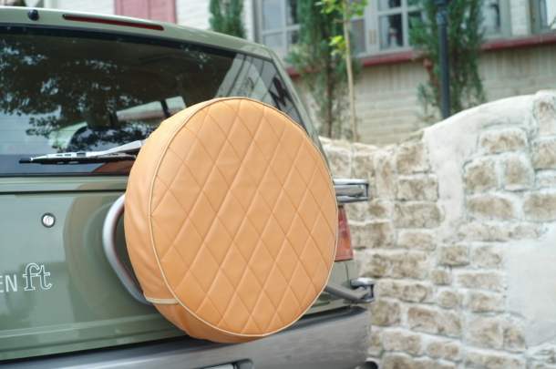 ラシーン 背面タイヤカバー