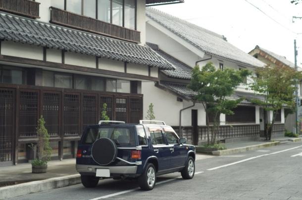蔵造りの街 須坂
