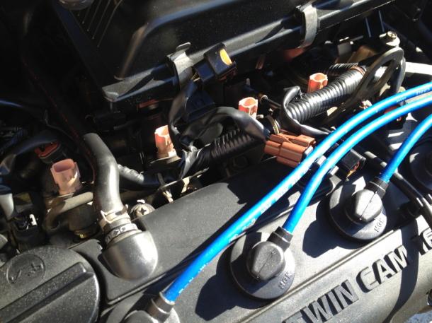 ラシーンのエンジン