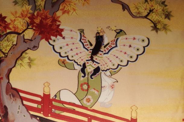 舞楽 胡蝶