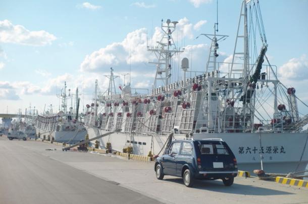 八戸 漁師町のPAO