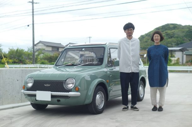 PAOちゃんと記念撮影