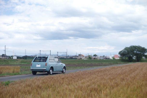 PAOと麦畑