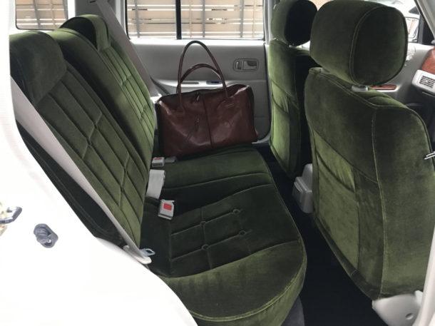 革の旅行鞄
