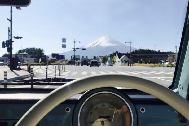 パオ富士山