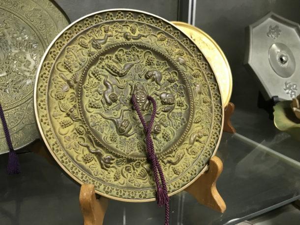 葡萄神獣鏡