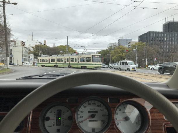 廣島と路面電車