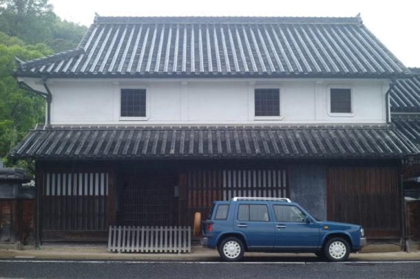 ラシーントラベラー 岡山県納車