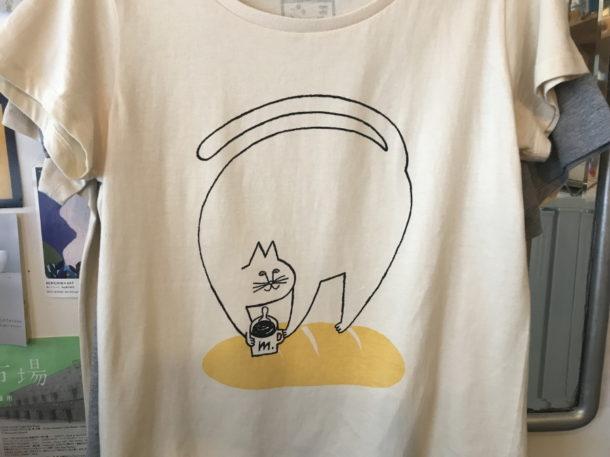 モジャオリジナルシャツ