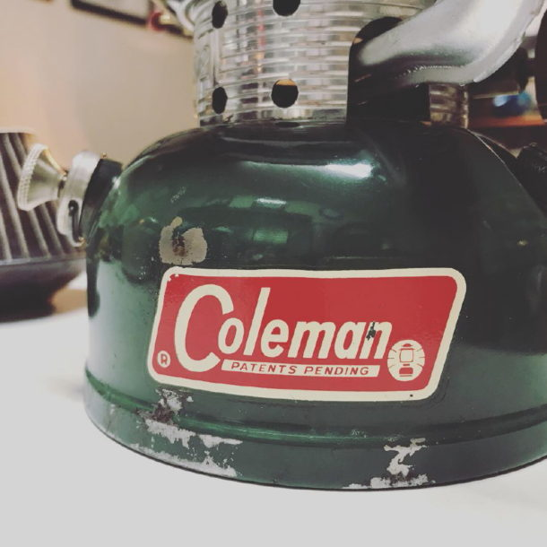 コールマン502