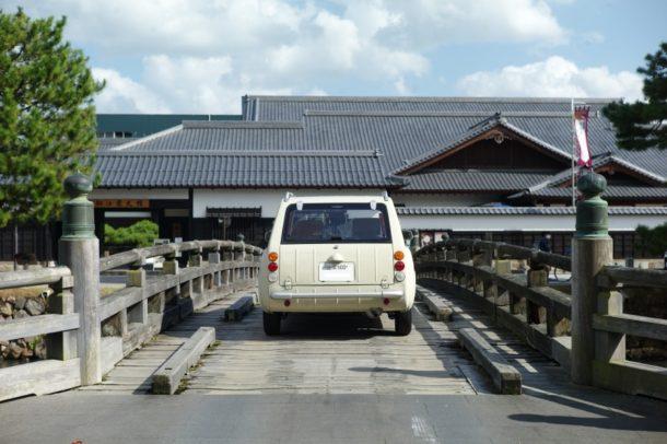 パオ 松江城