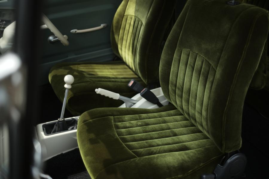 パオ用モケットシート