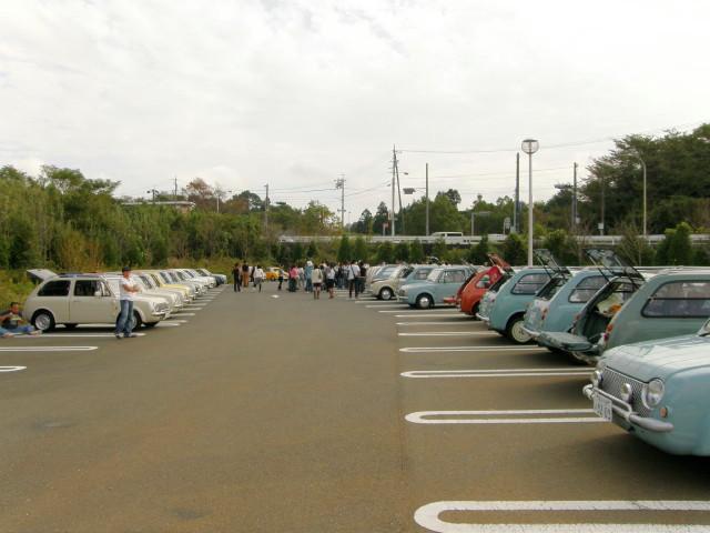 2009うなぎオフだョ!パイクカー全員集合