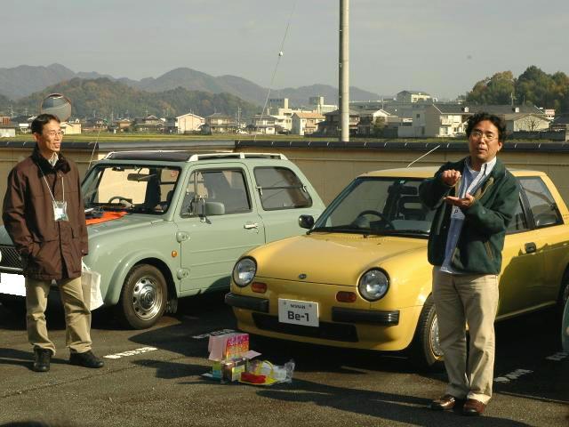 古場田氏も石川県から駆けつけて頂いた。