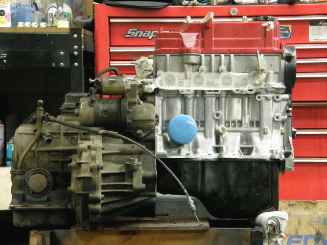 FIGAROベアエンジン