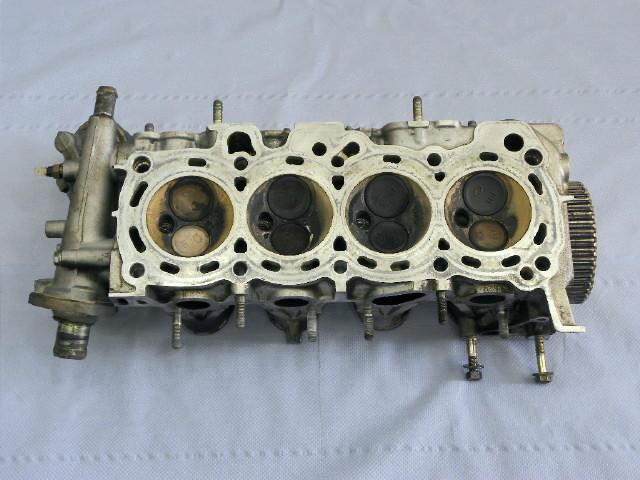 MA10S型エンジンのヘッド