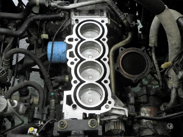 MA10S型エンジンのシリンダー